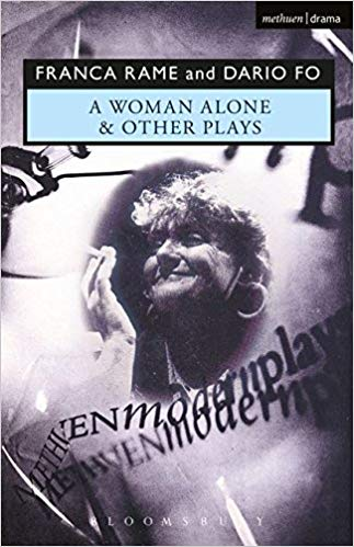 a woman alone and other plays