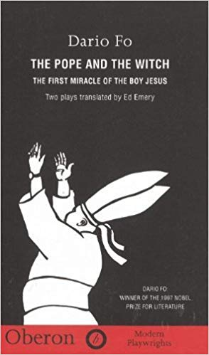 The pope and the witch, the first miracle of the boy jesus