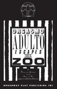 orgasmo adulto escapes from the zoo