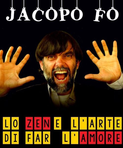 jacopofo Lo zen e l'arte di far l'amore spettacolo CTFR