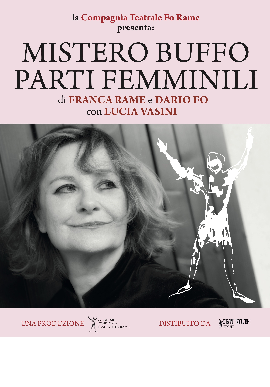 Mistero Buffo - Parti Femminili